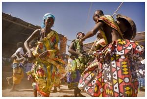 Danças Africanas - Angola
