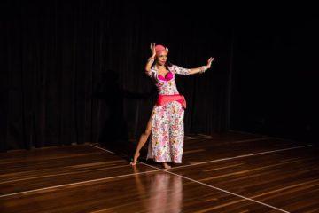 1 - Movimentos da dança universal: Posições dos braços