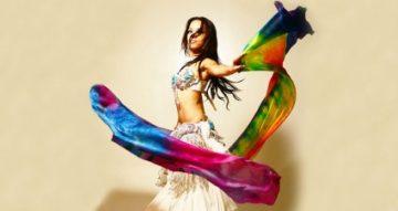 6- Movimentos da dança universal: Giros e Deslocamentos