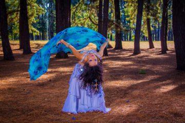 Flexibilidade na dança!