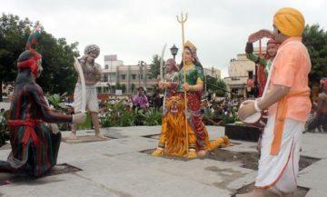 Òpera Gravi, um festejo à Deusa Gauri