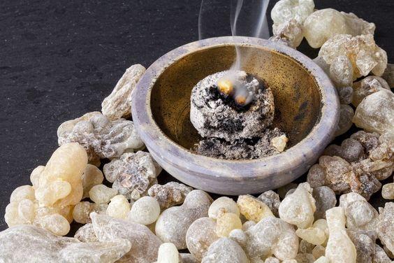 O incenso e a mirra eram nativas de árvores que cresciam na Etiópia, Somália e sul da Arábia.